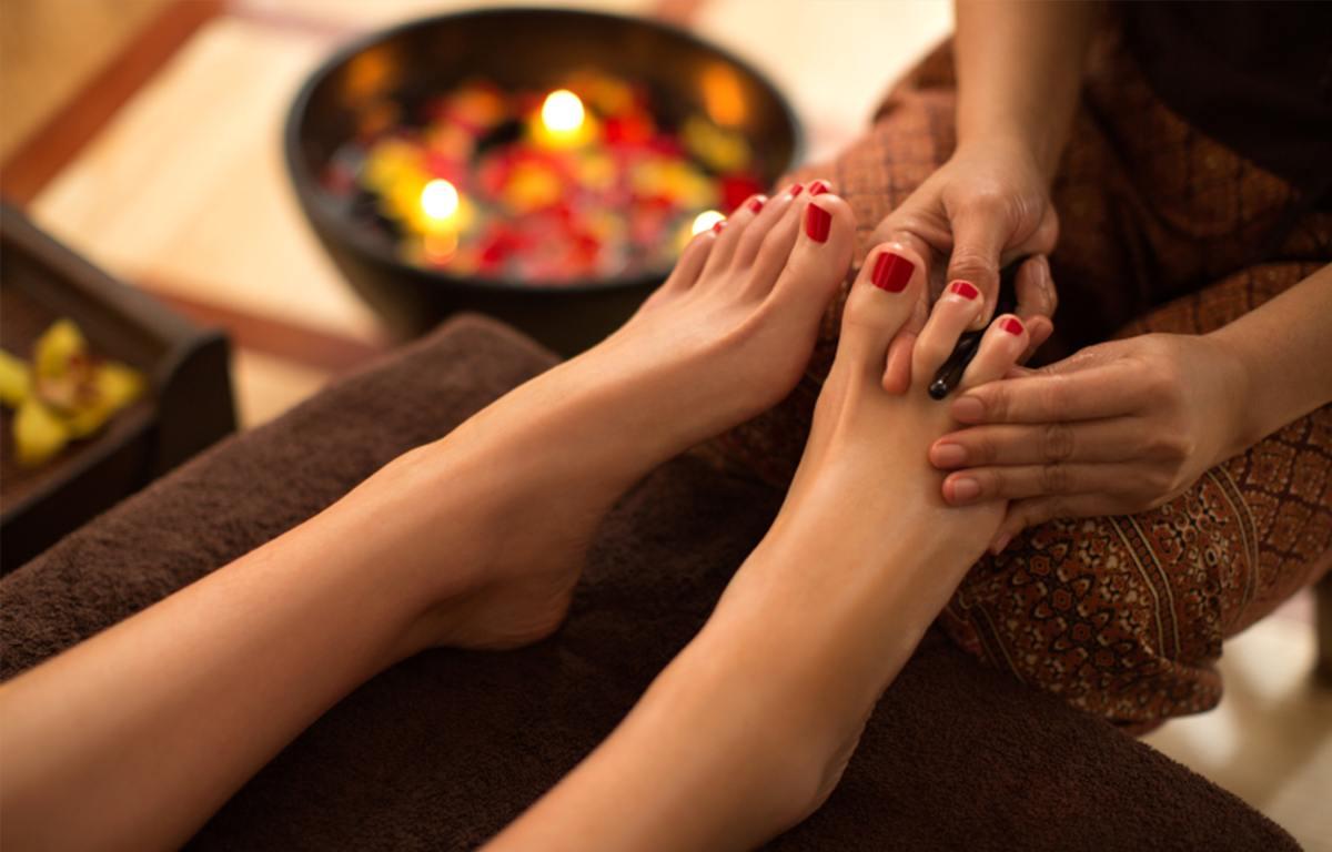 Fuß Massage Thai Thaimassage Pon Savan Hückelhoven