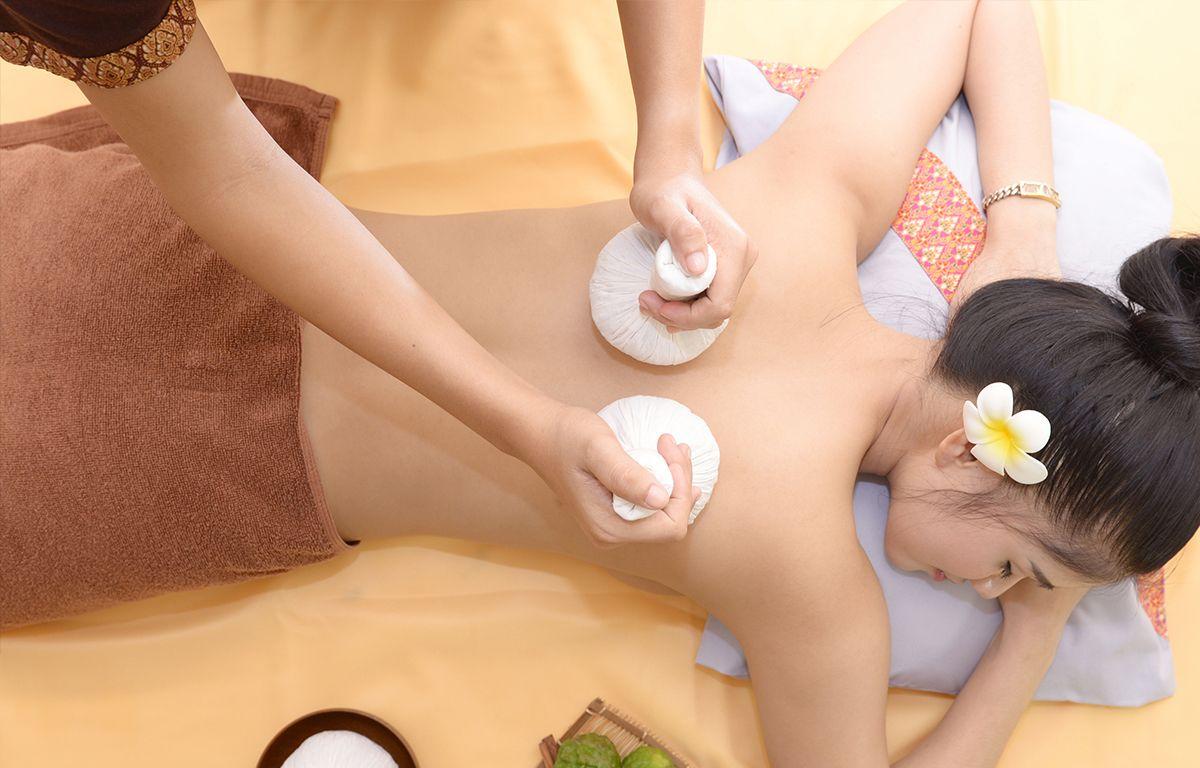 Kräuterstempel Massage Thaimassage Pon Savan Hückelhoven